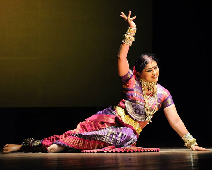 Sudha chandran amputee classical dancer @TheRoyaleIndia