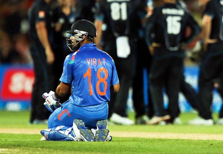 Virat kohli out T20 world cup @TheRoyaleIndia