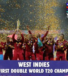 West Indies Vs England – Brathwaite's Four Sixes Bring World T20 Title For The Windies