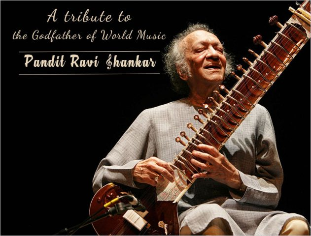 Pandit Ravi Shankar @TheRoyaleIndia