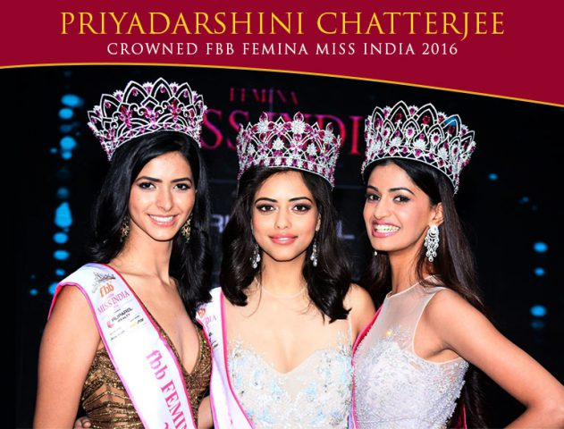 miss india 2016 @TheRoyaleIndia