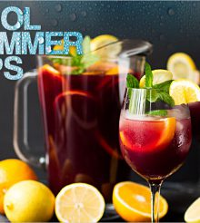 Beat The Summer Heat With These 2 Stimulating Drinks