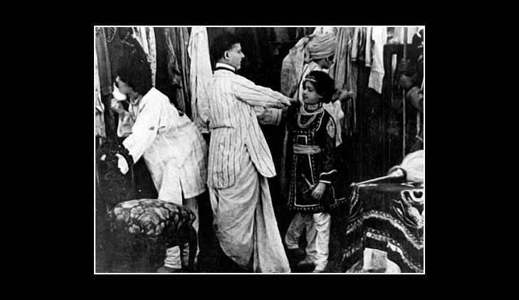dadasaheb bhalachandra phalke son