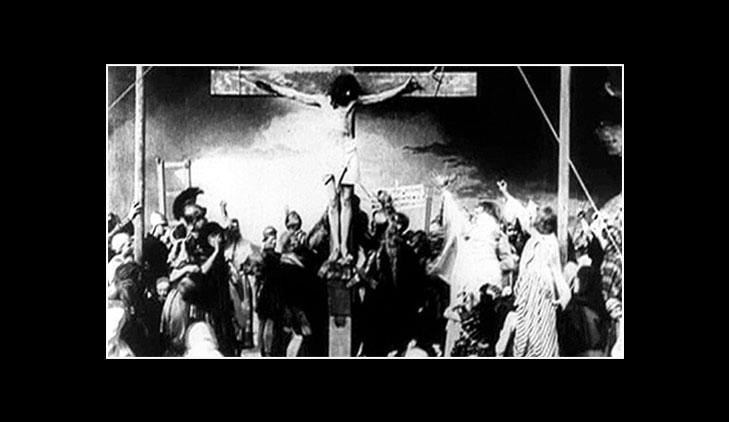 Dadasaheb phalke life of christ
