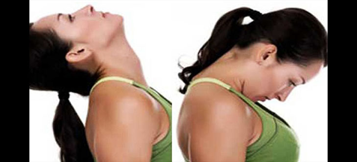Double chin tongue press exercise @TheRoyaleIndia