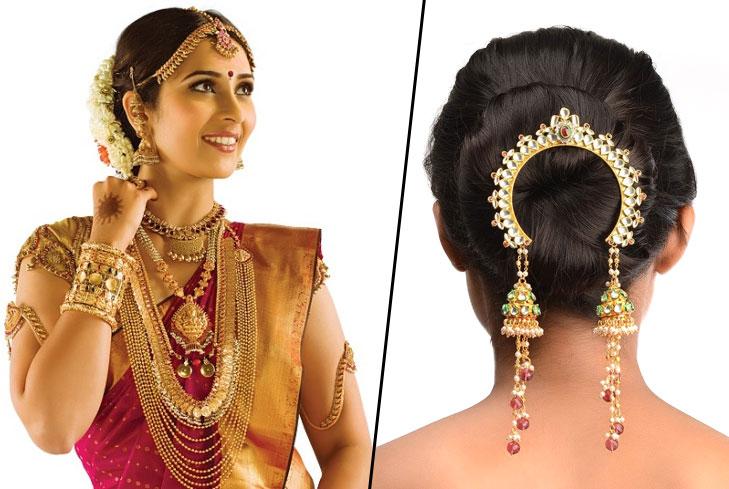 Gudi padwa hairstyles @TheRoyaleIndia