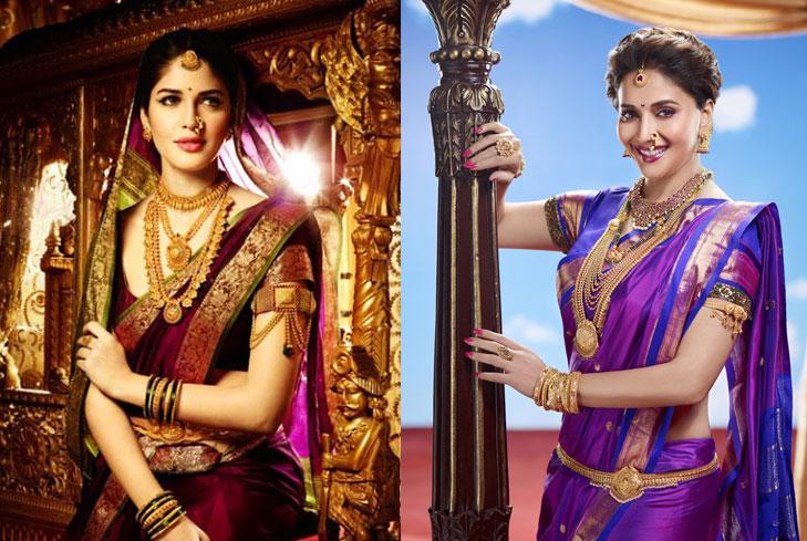 Gudi padwa jewellery @TheRoyaleIndia
