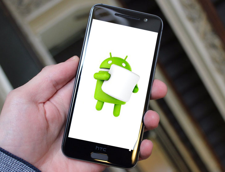 HTC ONE M10 android marshmallow @TheRoyaleIndia