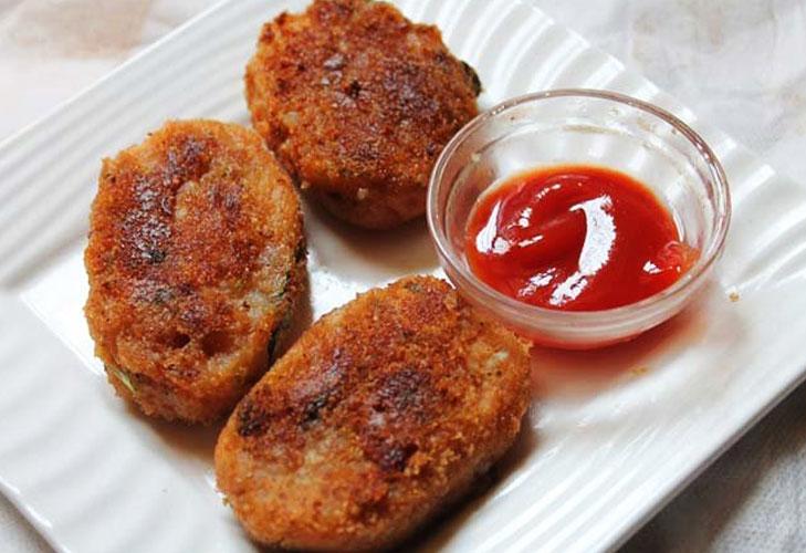 Maggi aloo tikki recipe @TheRoyaleIndia