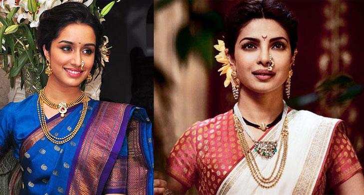 Maharashtrian makeup gudi padwa @TheRoyaleIndia