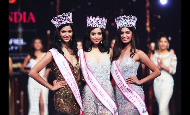 Miss india 2016 finalists @TheRoyaleIndia