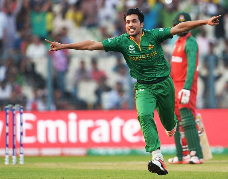 Mohammad amir pakistan wc t20 2016 @TheRoyaleIndia