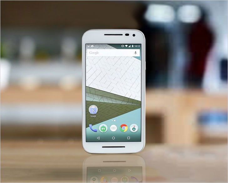 Moto G4 2016 specifications
