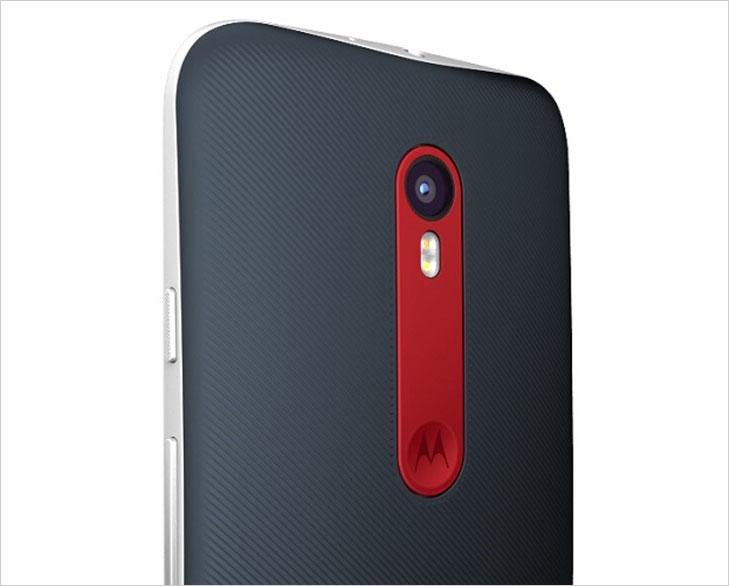 Moto G4 camera
