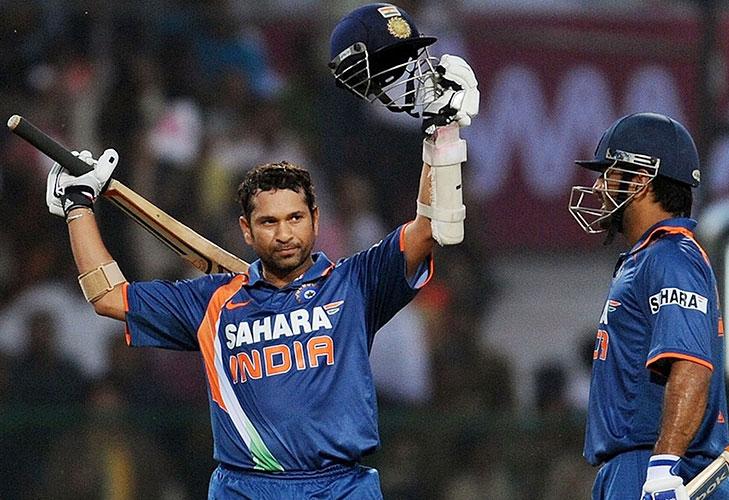Sachin double century @TheRoyaleIndia