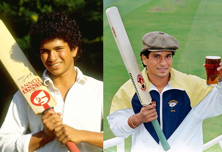 Sachin early days @TheRoyaleIndia