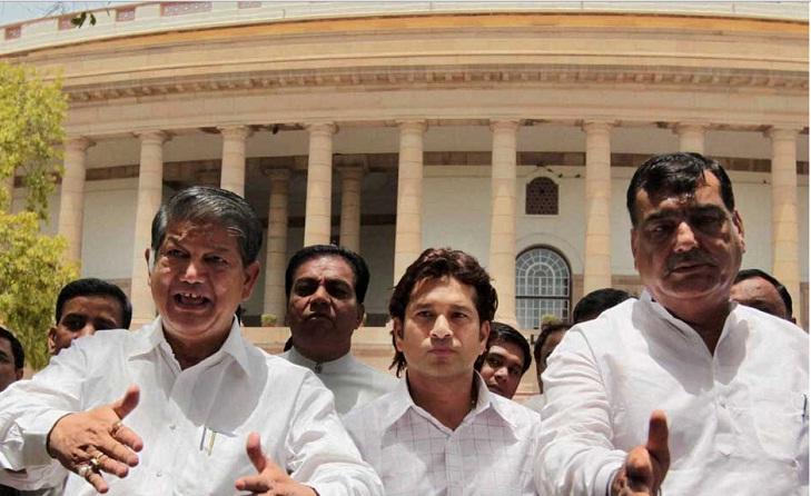 sachin rajya sabha @TheRoyaleIndia