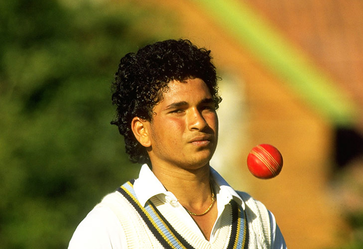 Sachin wanted to be fast bowler @TheRoyaleIndia