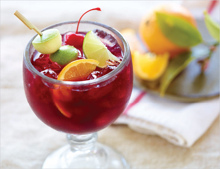 Sangria coolant recipe @TheRoyaleIndia