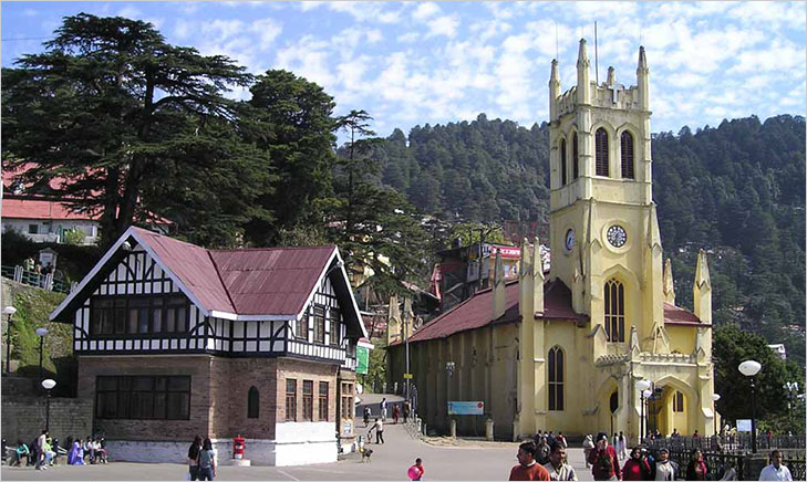 Shimla simla city renamed @TheRoyaleIndia