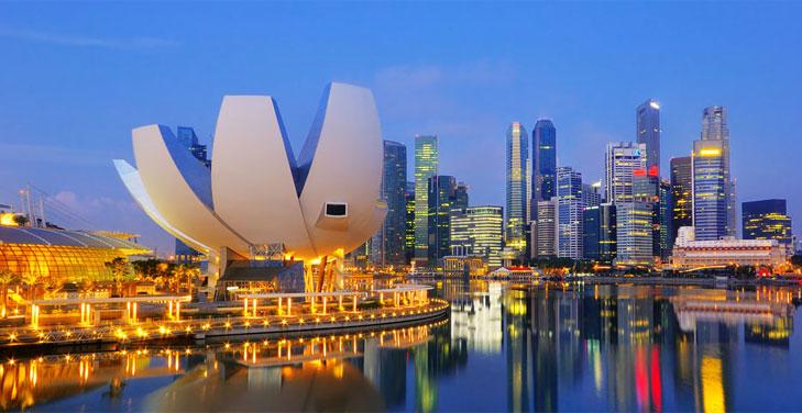 Singapore night honeymoon destination budget @TheRoyaleIndia