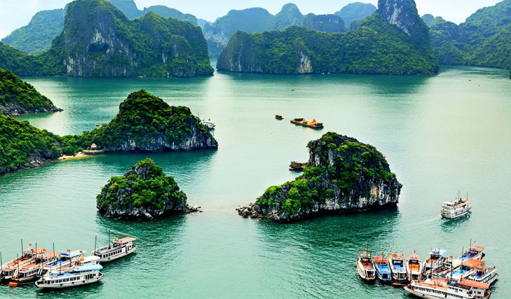 Vietnam budget honeymoon @TheRoyaleIndia