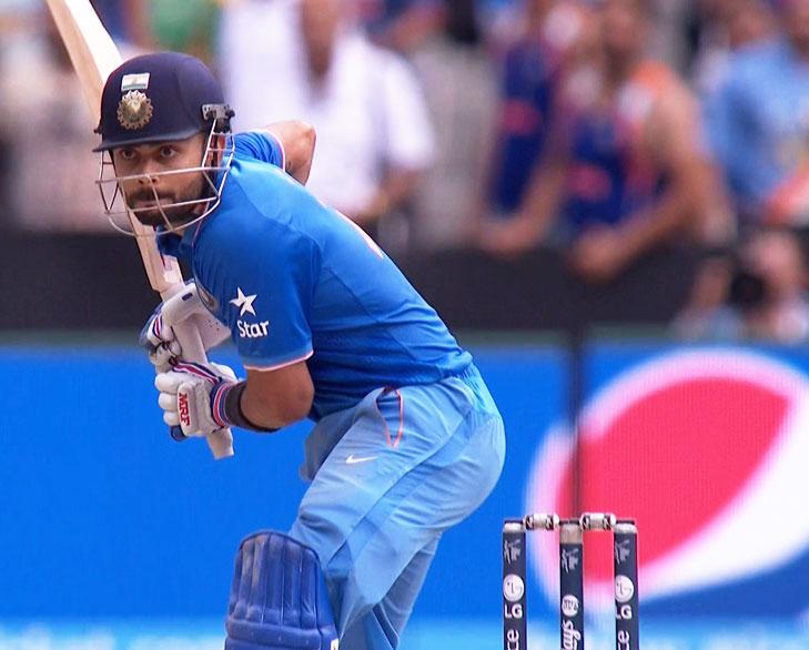 Virat kohli best batsman wc T20 2016 @TheRoyaleIndia