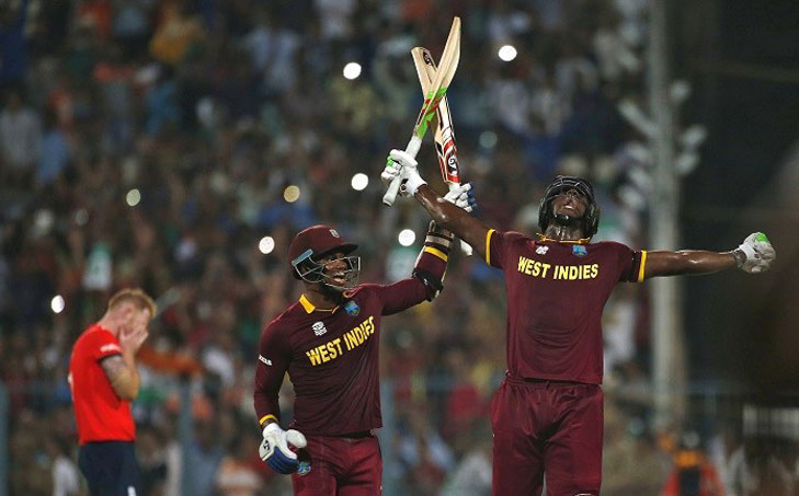 West indies wot20 WC @TheRoyaleIndia