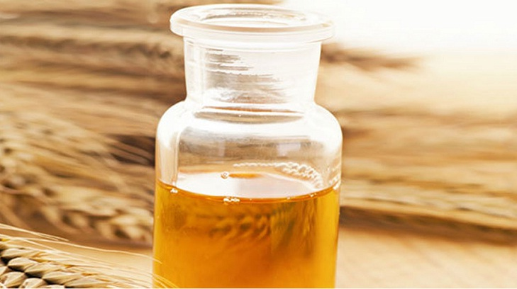 wheat germ oil double chin @TheRoyaleIndia