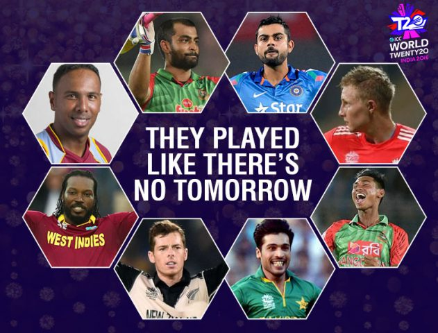 World T20 2016 Championship @TheRoyaleIndia