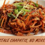 2 Ways To Work Up Stale Chapatis Into Interesting Recipes