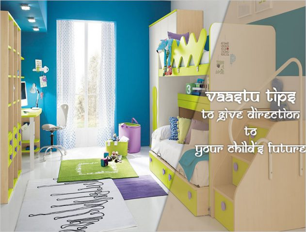 Vastu Tips for Kids' Room @TheRoyaleIndia