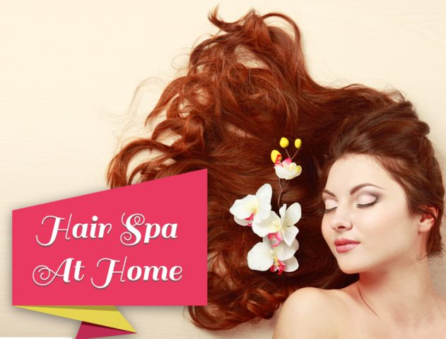 Hair Mask treatments @TheRoyaleIndia