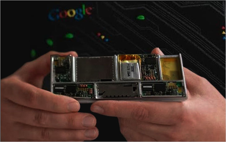 Google project ara components @TheRoyaleIndia