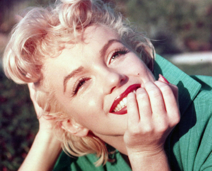Marilyn monroe rejected not pretty enough @TheRoyaleIndia
