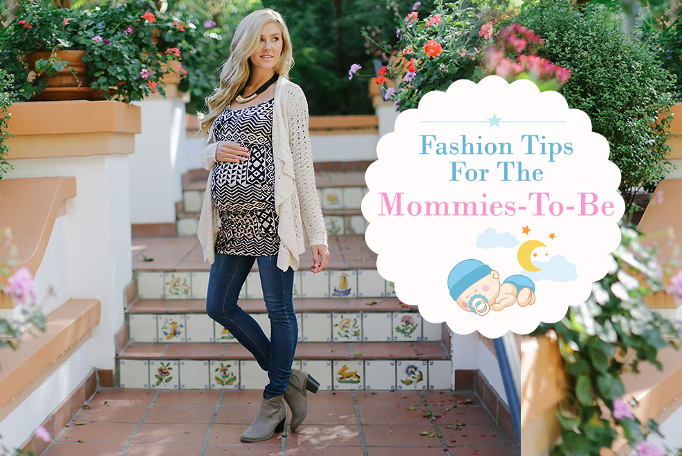 Maternity Styling Tips @TheRoyaleIndia