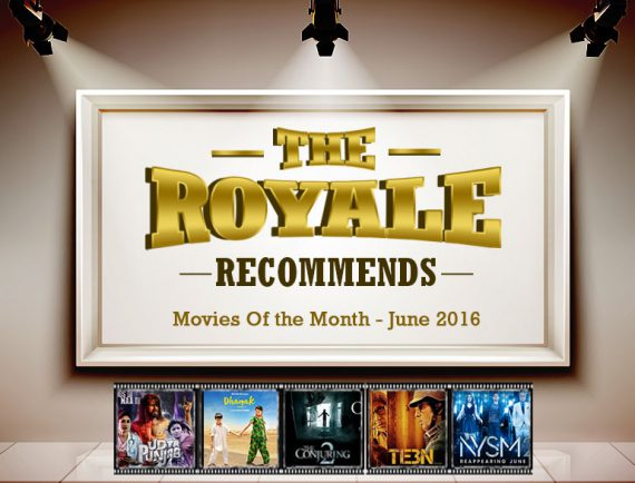 movies to watch in june @TheRoyaleIndia