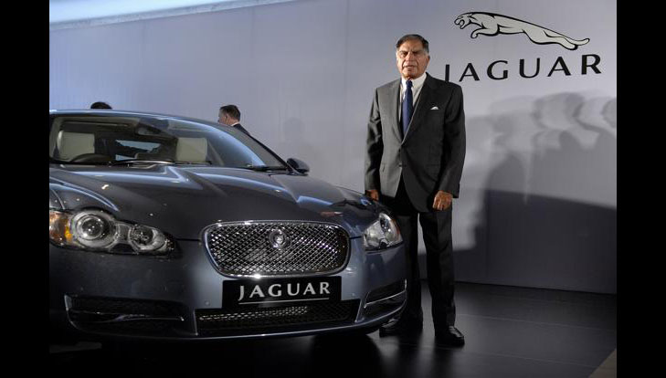 Ratan tata took over ford bill jaguar @TheRoyaleIndia
