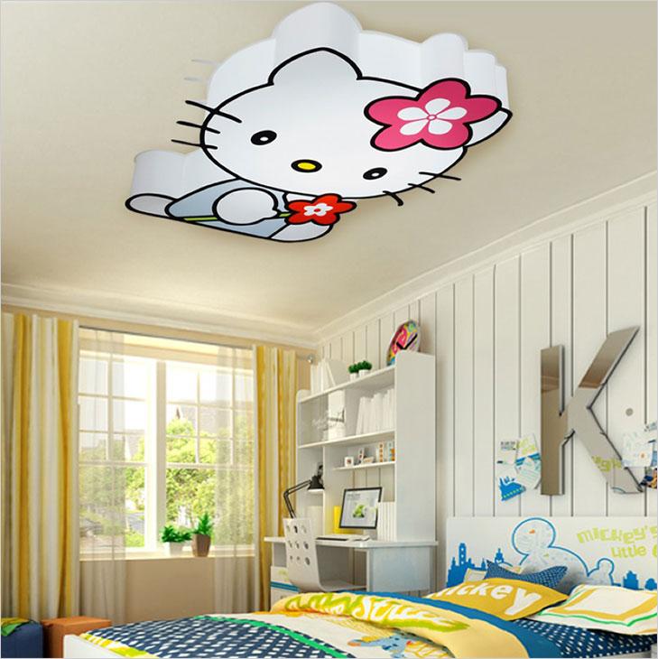 Soft light kids room vastu