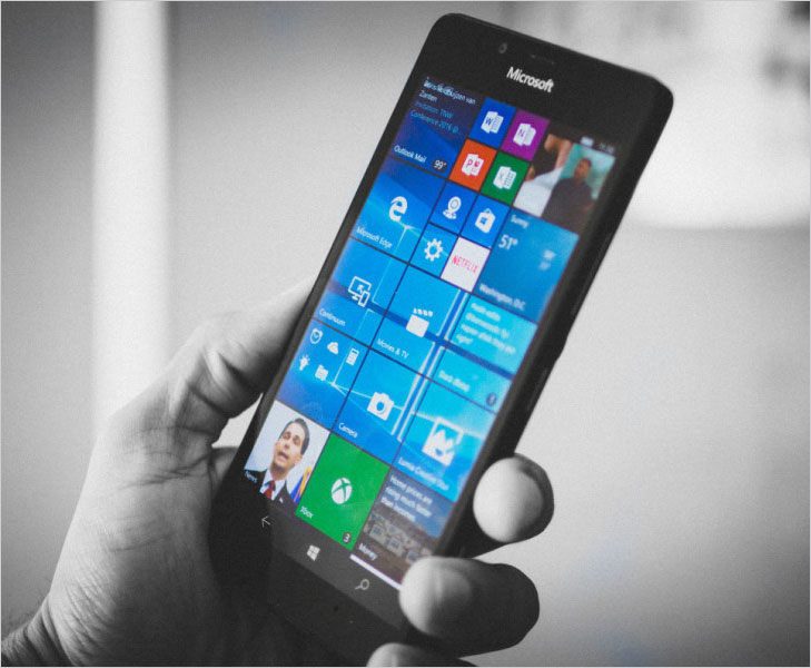 Windows 10 mobile @TheRoyaleIndia