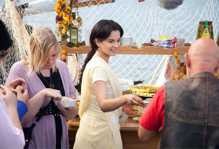 Bollywood celebrities hidden talents kangana ranaut cooking @TheRoyaleIndia
