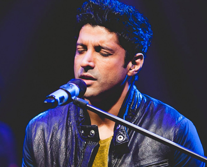 Bollywood celebrities hobbies farhan akhtar singing @TheRoyaleIndia