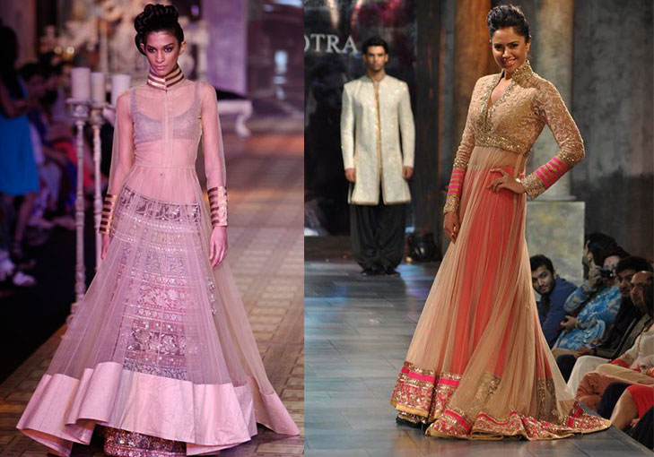 Bridal lehnga sheer jacket @TheRoyaleIndia