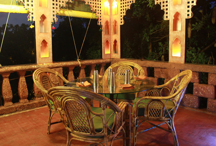 Chenab theme restaurant navi mumbai @TheRoyaleIndia