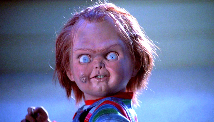 Childs play killer doll real incidence @TheRoyaleIndia