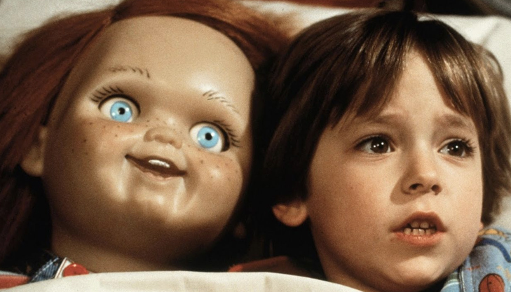 Childs play movie real incidence killer doll @TheRoyaleIndia