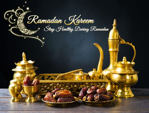 How to stay healthy during Ramadan @TheRoyaleIndia