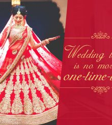 8 Awe-Inspiring Ways To Reuse Your Wedding Lehenga