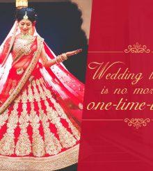 8 Awe-Inspiring Ways To Reuse Your Wedding Lehenga