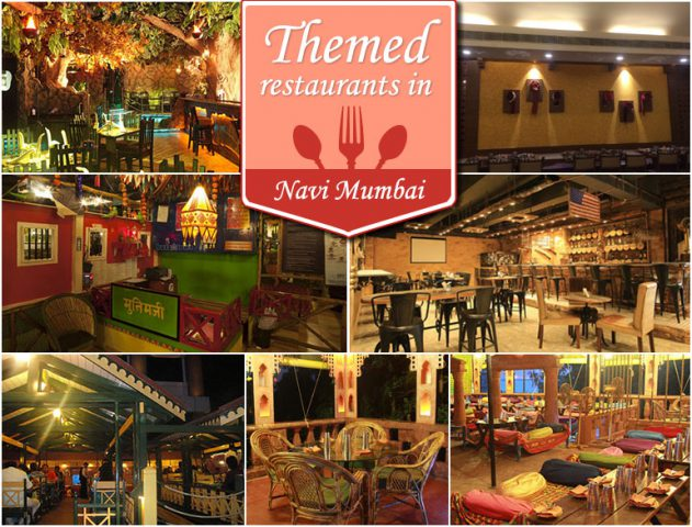 Themed Restaurants In Navi Mumbai @TheRoyaleIndia